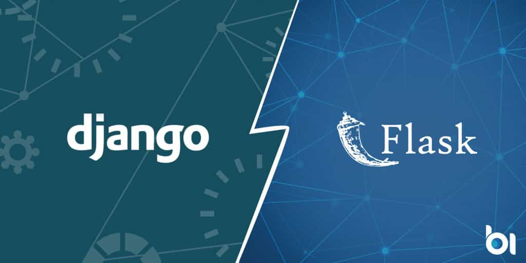 difference between django and flask